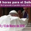24 horas para el Señor en Santa Engracia: Programa completo