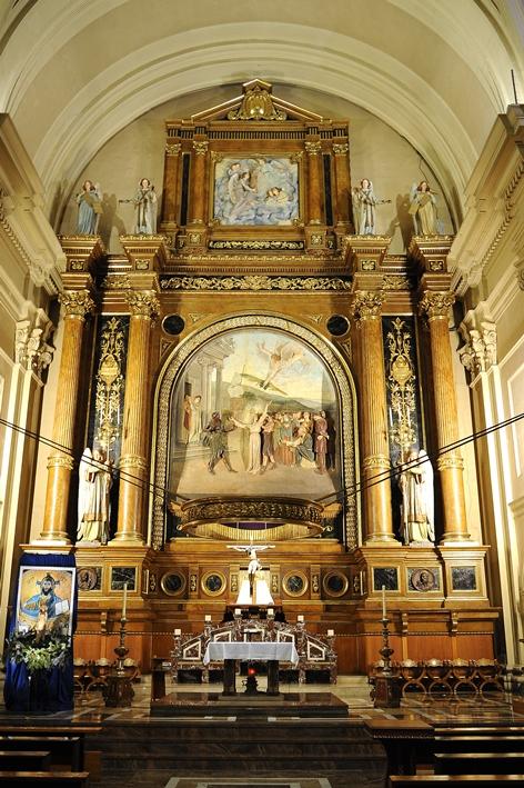 El Templo « Parroquia de Santa Engracia