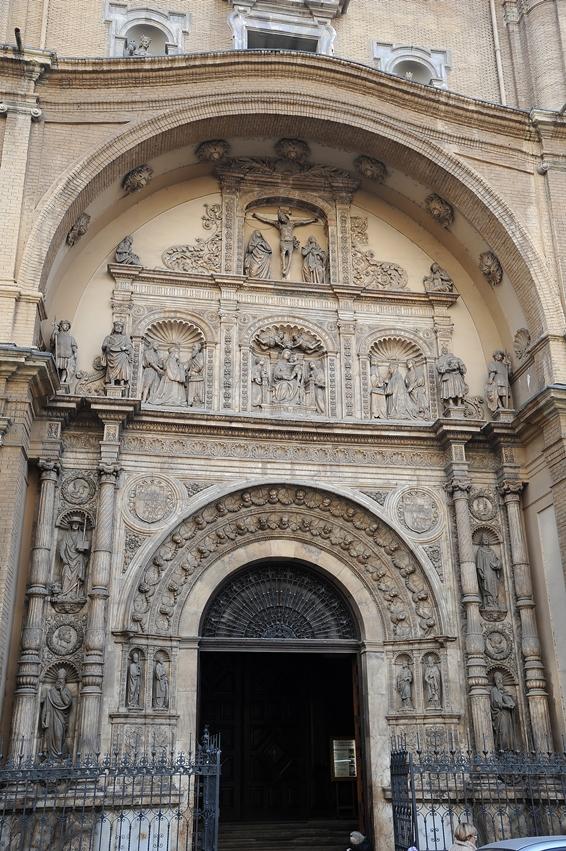 Portada « Parroquia de Santa Engracia