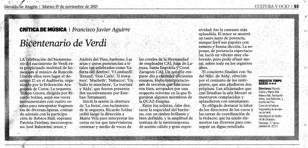 Critica Heraldo. Viva Verdi (1)