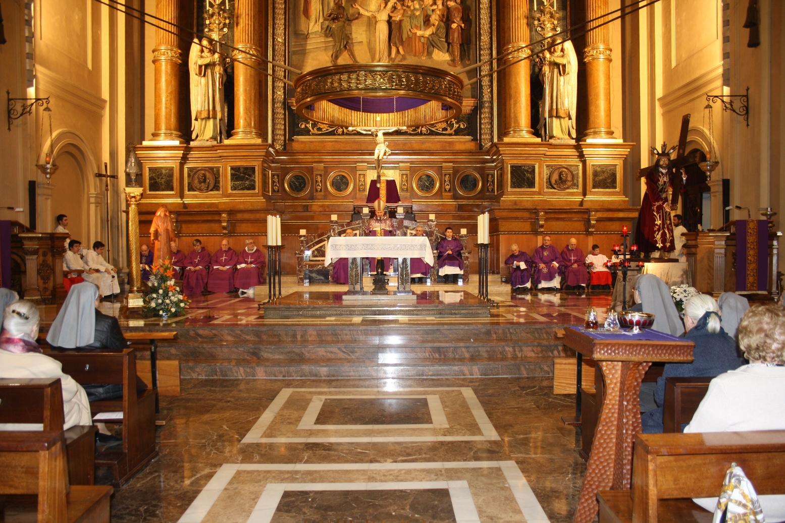 Cien años de presencia en Santa Engracia de las Religiosas de María Inmaculad...