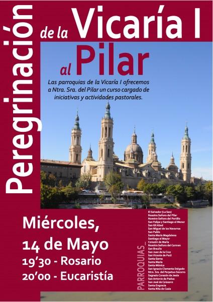 peregrinacion al pilar 2014