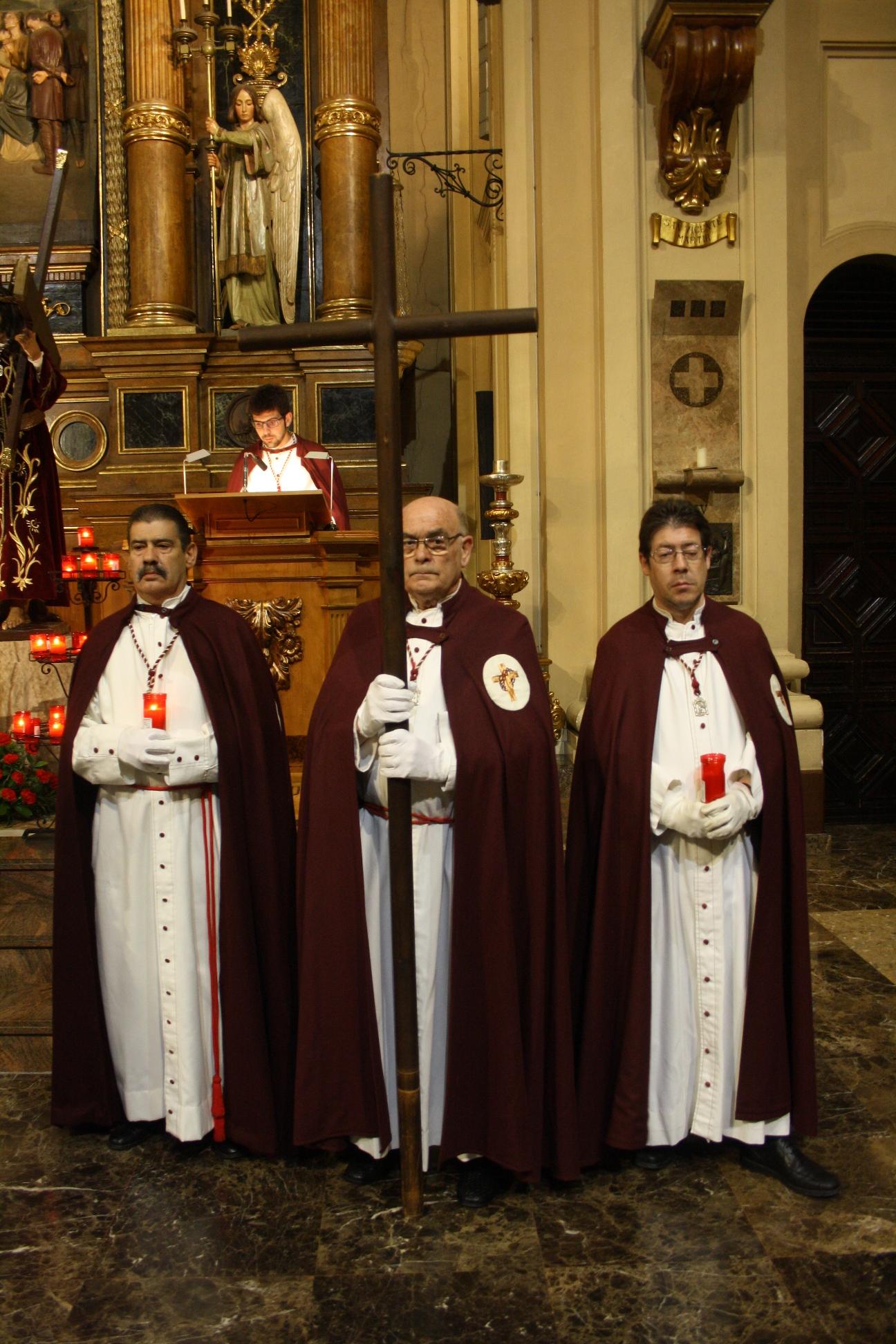 Galería de fotos del Via Crucis del 27 de Marzo, Viernes de Dolores