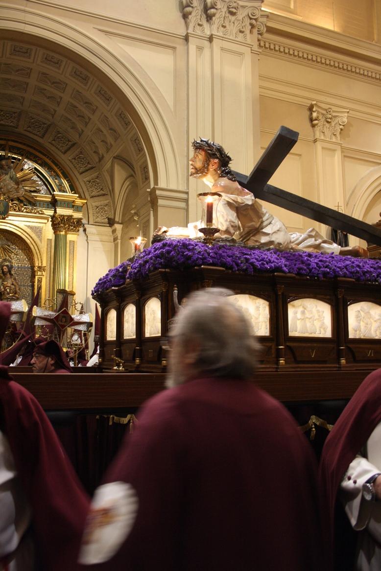 Galería de imágenes de la Procesión del Encuentro del Miércoles Santo de 2015