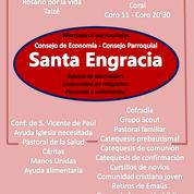La parroquia de Santa Engracia: nuestra familia