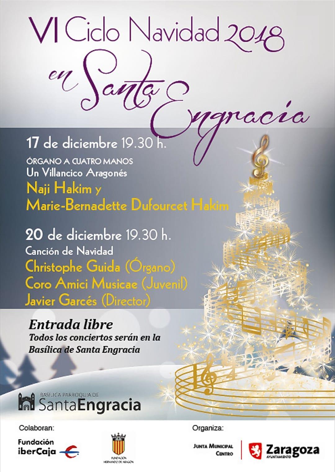 Ciclo Navidad en Santa Engracia