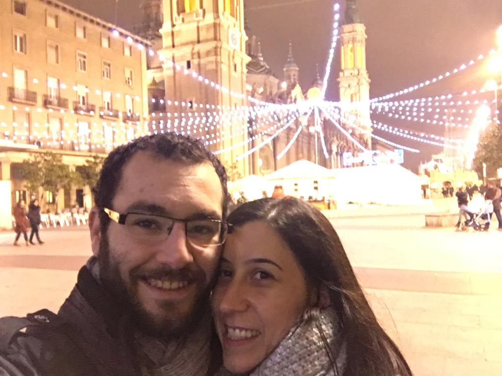 La entrevista: Dani y Eva, responsables del grupo de vida joven de la parroquia