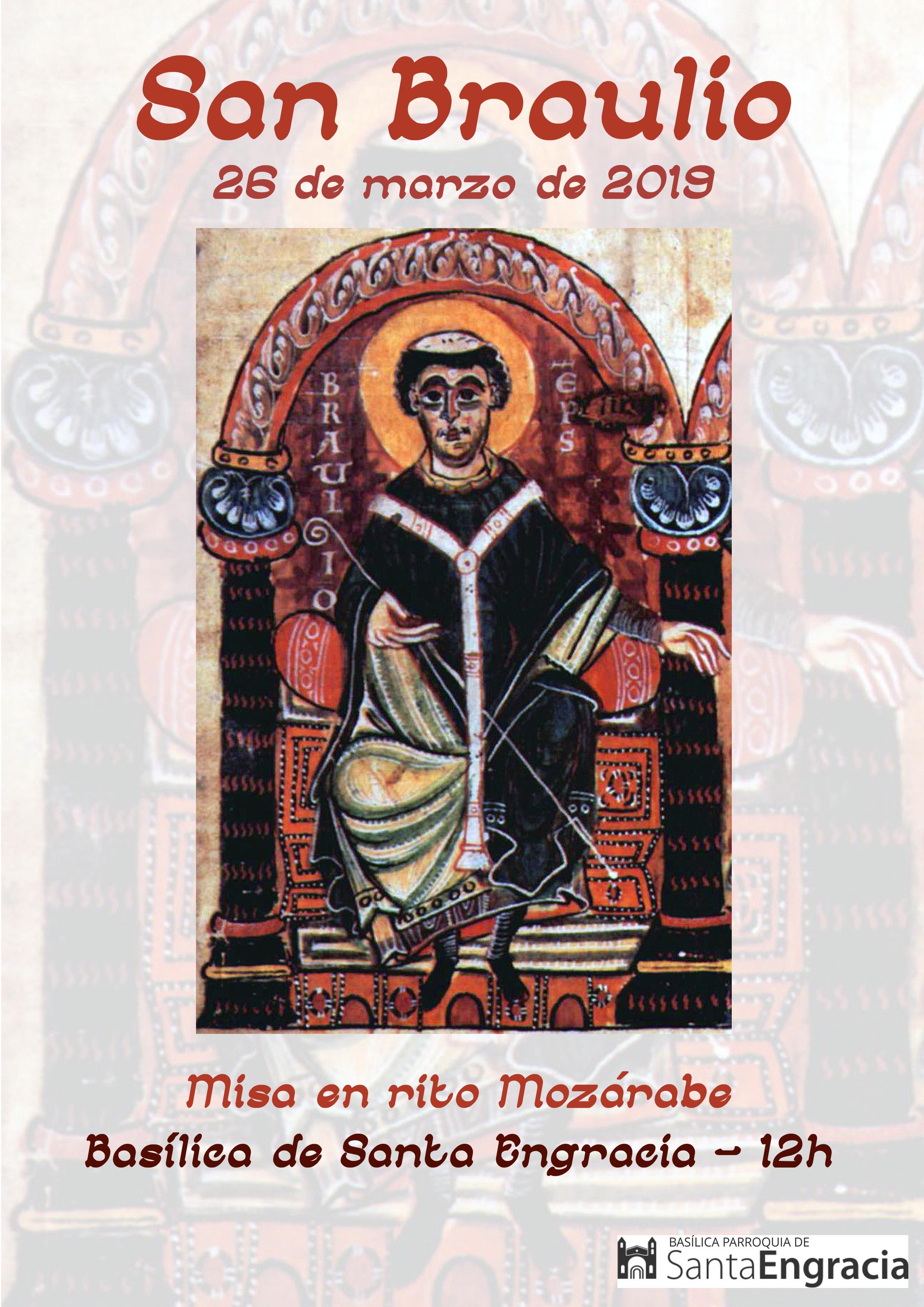 Martes 26, Misa en rito mozárabe