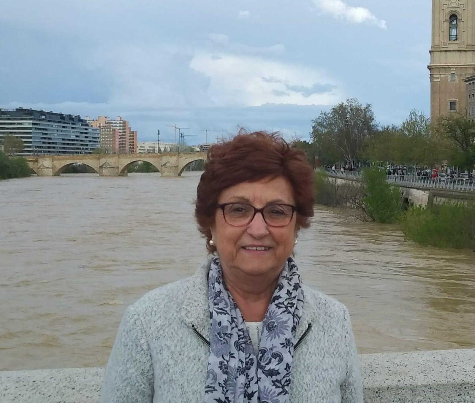 Entrevista: María Luisa Loriente, responsable del grupo de Liturgia de la parroquia