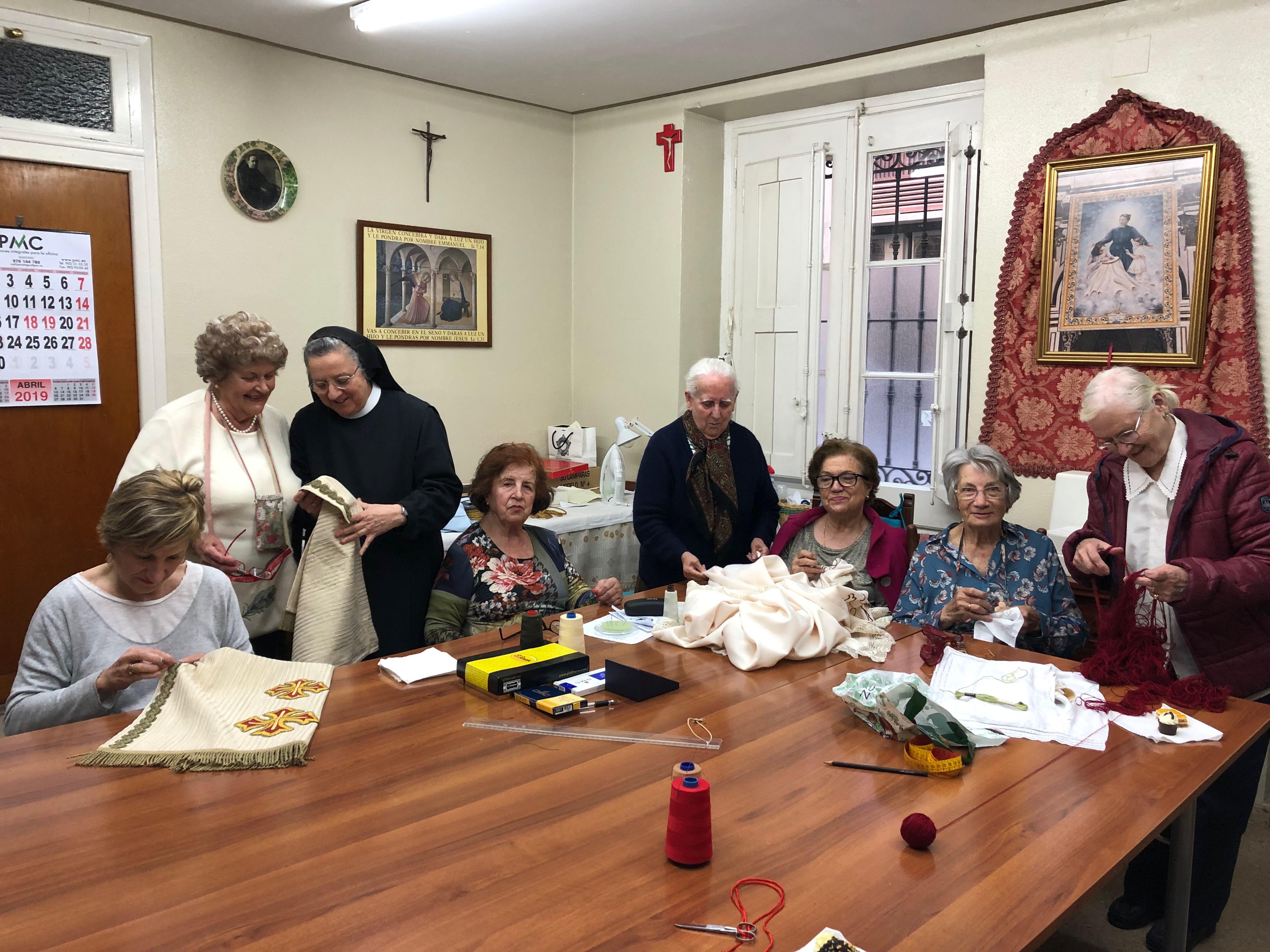 Entrevista: taller litúrgico