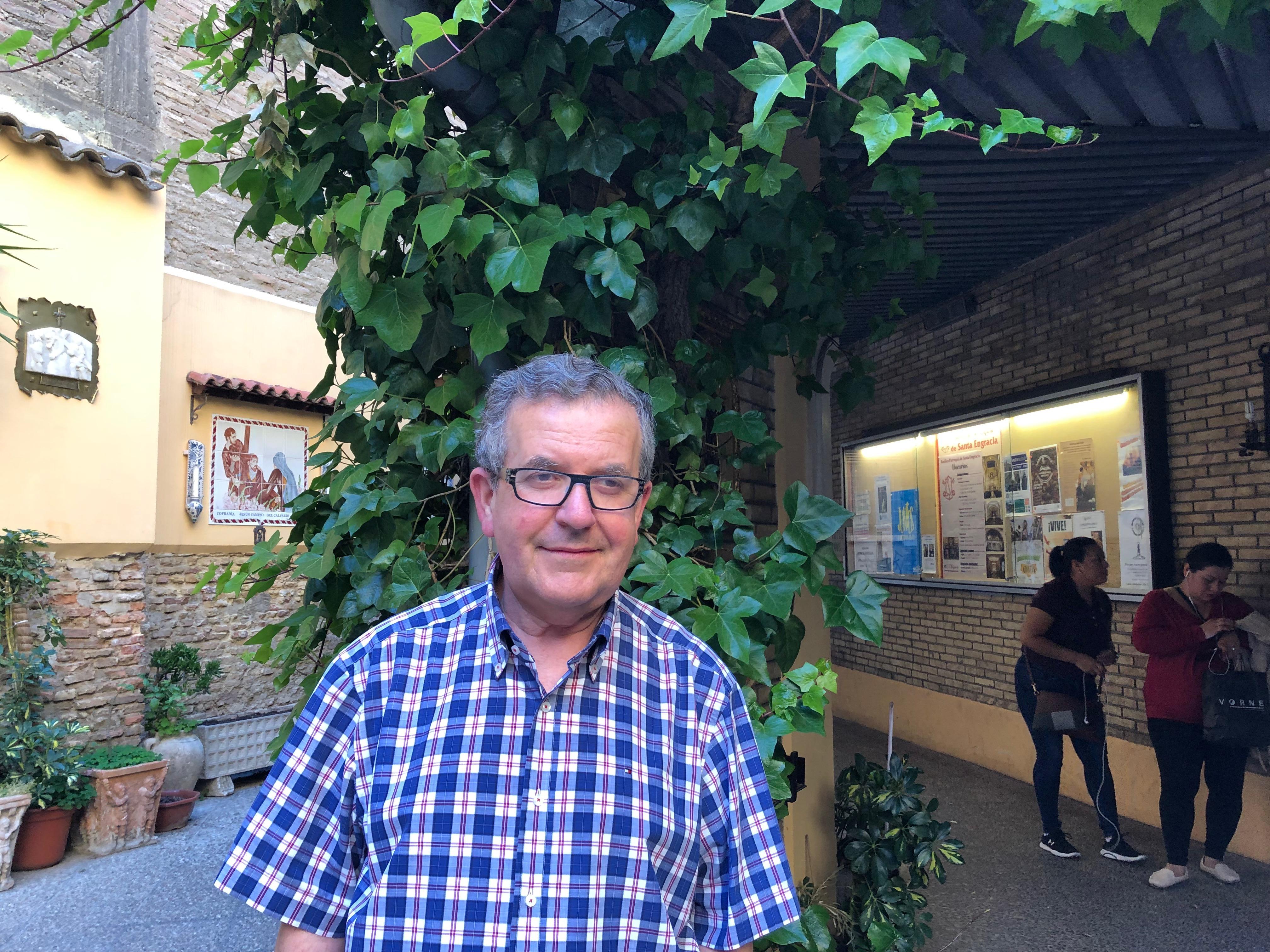 La entrevista: Luis Ramón, encargado de cuidar hasta el último detalle
