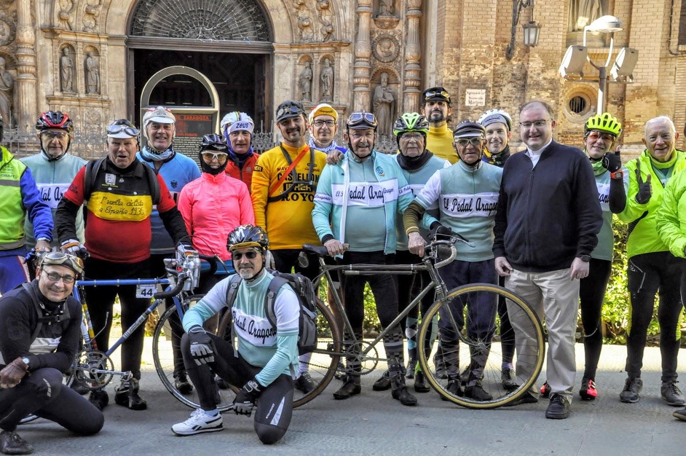 De Huesca a Santa Engracia... una peregrinación a dos ruedas